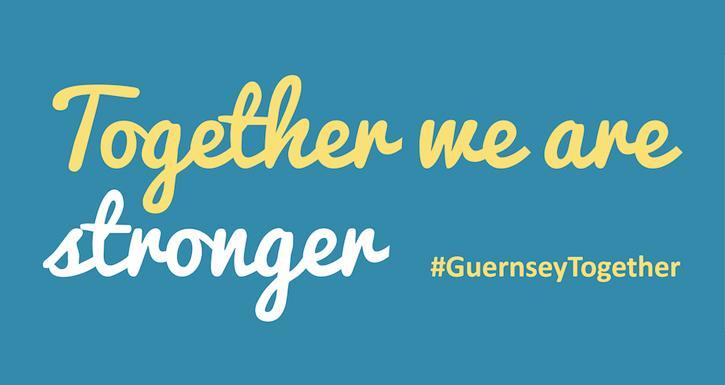 #GuernseyTogether image
