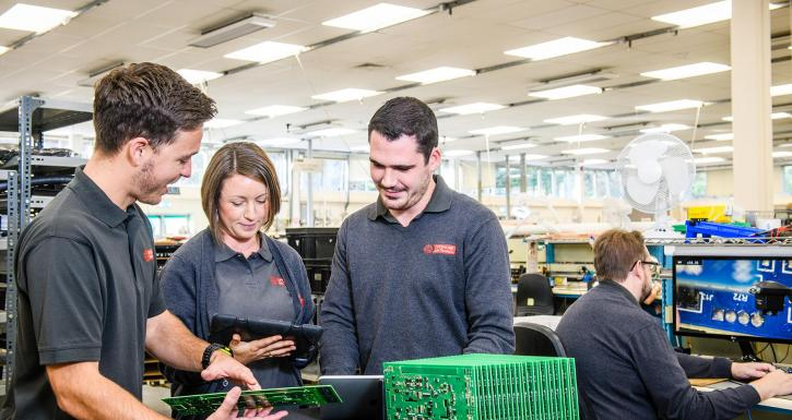 4 benefits of outsourcing electronics manufacturing