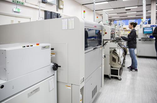 Research shows why customers outsource contract electronics manufacturing