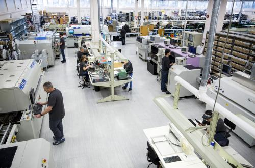 5 Benefits of British Outsourced Manufacturing