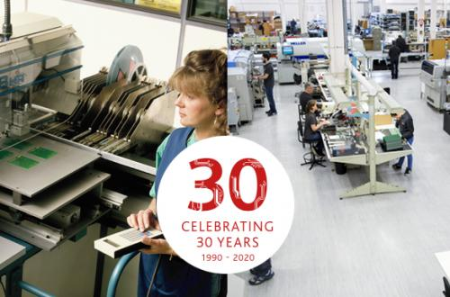 30 years of Offshore Electronics
